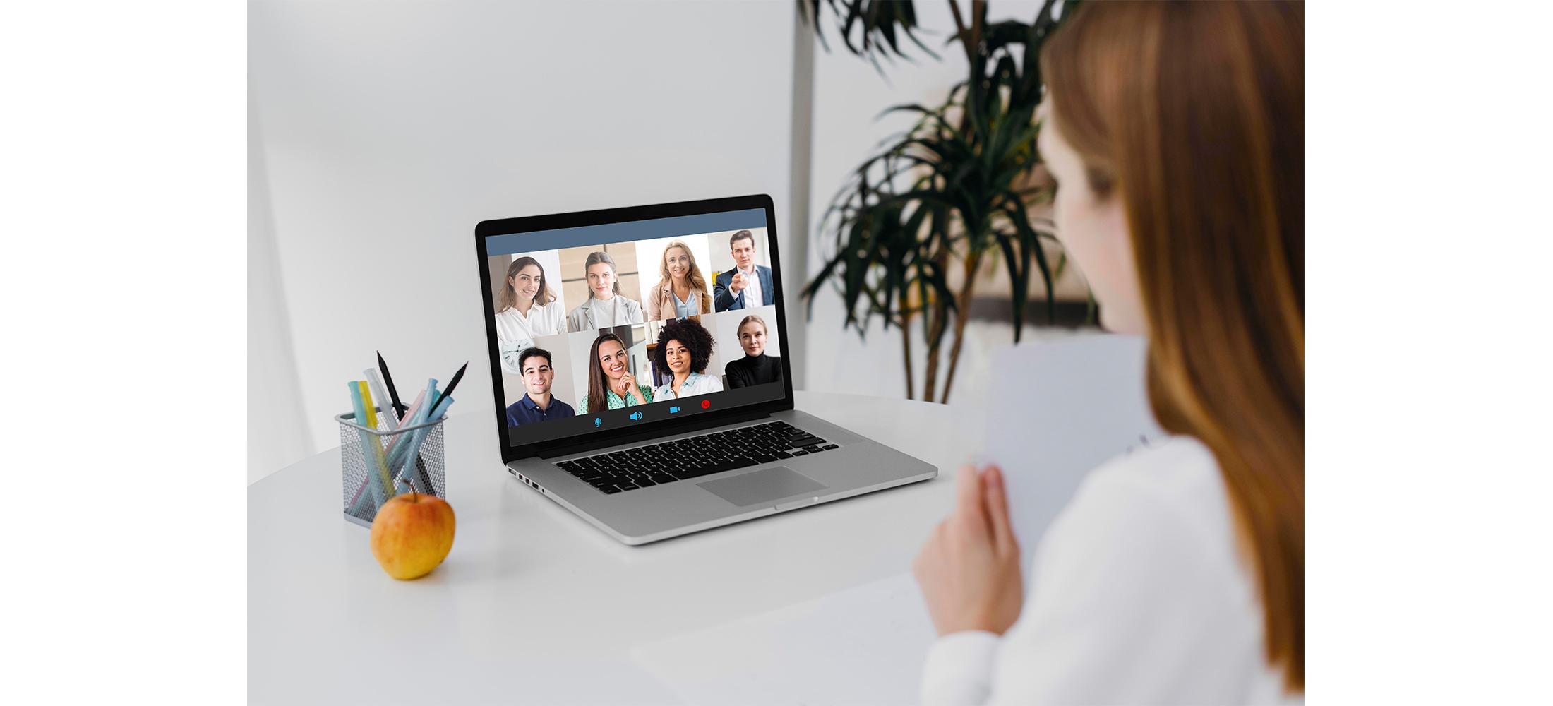 Manage employees remotely